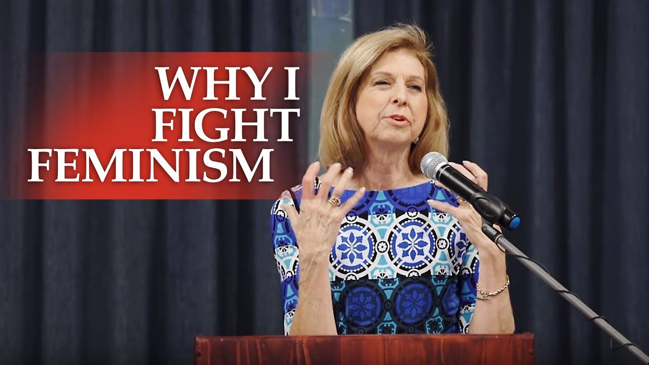 Why I Fight Feminism Bettina Arndt Youtube
