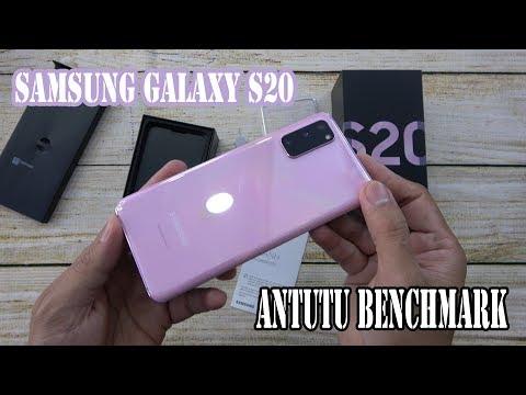 Samsung Galaxy S20 Cloud Pink unboxing | camera, fingerprint, face unlock tested
