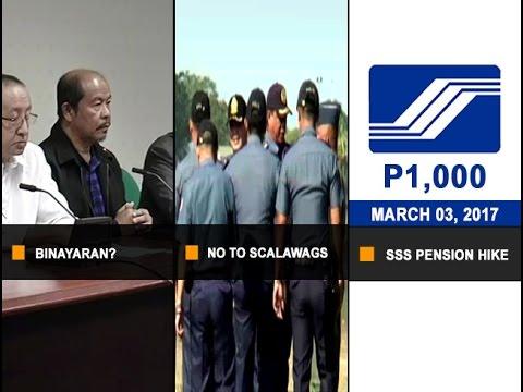 UNTV: Ito Ang Balita (February 22, 2017)
