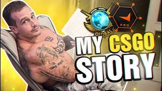 MY CS:GO STORY