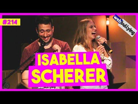WEBBULLYING #214 - O DACIOLO FICOU COM ISABELLA SCHERER (São Paulo)