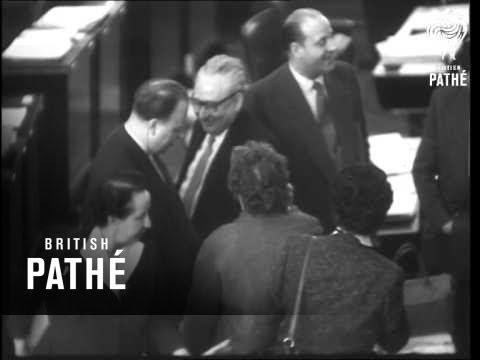 Paris Treaty Signed In Bonn (1955)