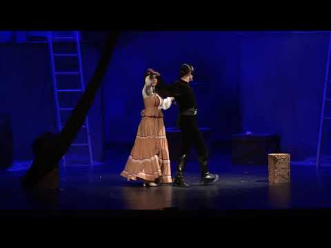 Scenes from ZORRO the Musical