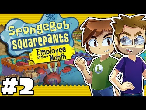 SpongeBob SquarePants: Employee of the Month: Jak & Lev - Part 2