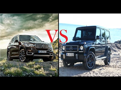 bmw x5 vs mercedes benz g class 2017 hd youtube. Black Bedroom Furniture Sets. Home Design Ideas