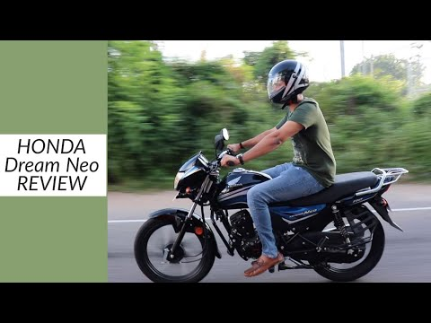 Honda Dream Neo Review 2018!!