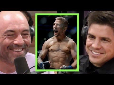 Joe Rogan - Henry Cejudo on Fighting TJ Dillashaw