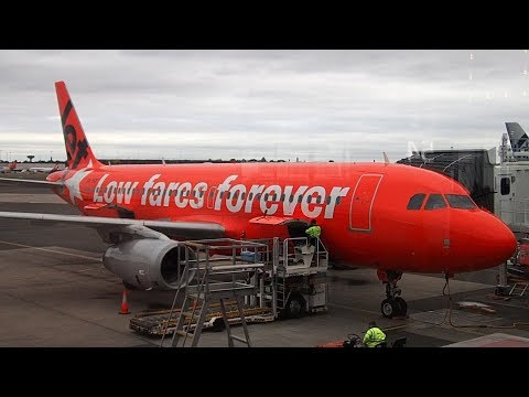 Jetstar Gold Coast to Sydney A320 Flight Review