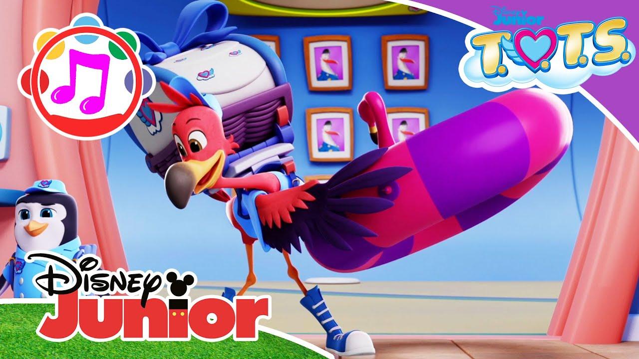 T.O.T.S. ♫ Freddy der Finder ♫   Disney Junior Musik