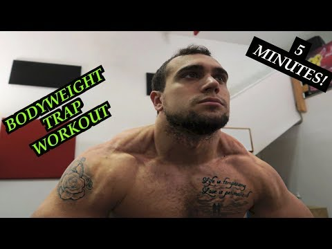 Intense 5 Minute At Home Trap Workout #2