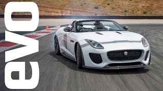 Jaguar F-TYPE Project 7 2015 Videos