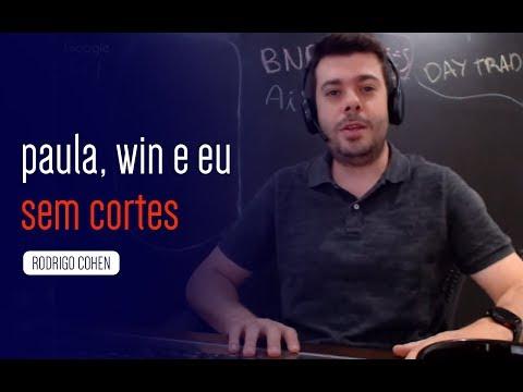 Paula, WIN e EU 🔴 Sem CORTES