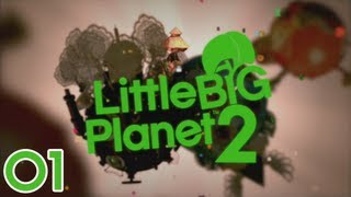 Little Big Planet 2 - Episode 01