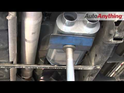 Install Flowmaster American Thunder Exhaust On A 2005