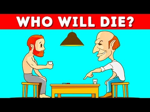 20 MYSTERY RIDDLES AND HARD BRAIN TEASERS FOR ADULTS