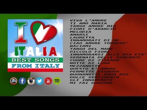 I love Italia - Best songs from Italy (FULL ALBUM)