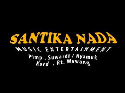 Setangkai bunga padi live show SANTIKA NADA