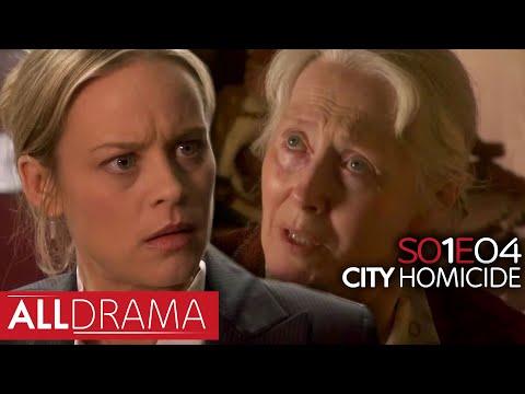 City Homicide: Series 1 Episode 4 | Crime Detective Drama | Full Episodes