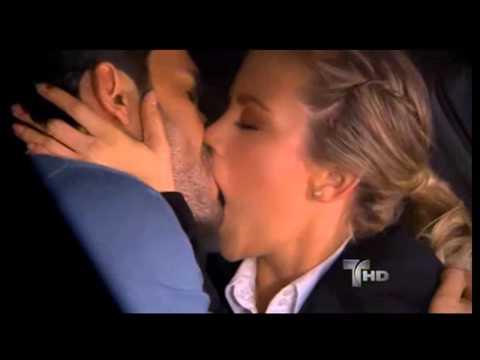 Hottest telenovela kisses / Los mejores besos de novelas