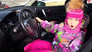 We Are in the Car - Song Nursery Rhymes by Ulya