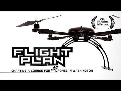 Flight Plan: Charting a Course for Drones in Washington
