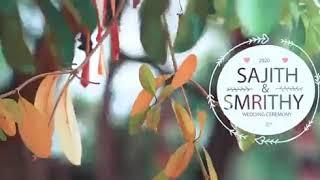 #kerala wedding hindu highlights SAJITH & SMRITHY  from sopanam wedding company