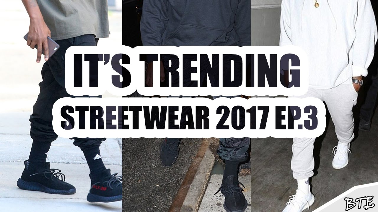 Its Trending Mens Street Fashion Ep3 Pants Tucked Into