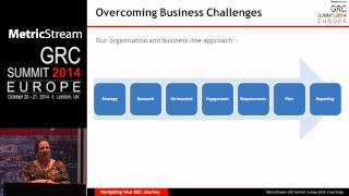 Vendor Risk Management: From start to finish in 12 weeks with GRC Cloud, Donna Lovewell