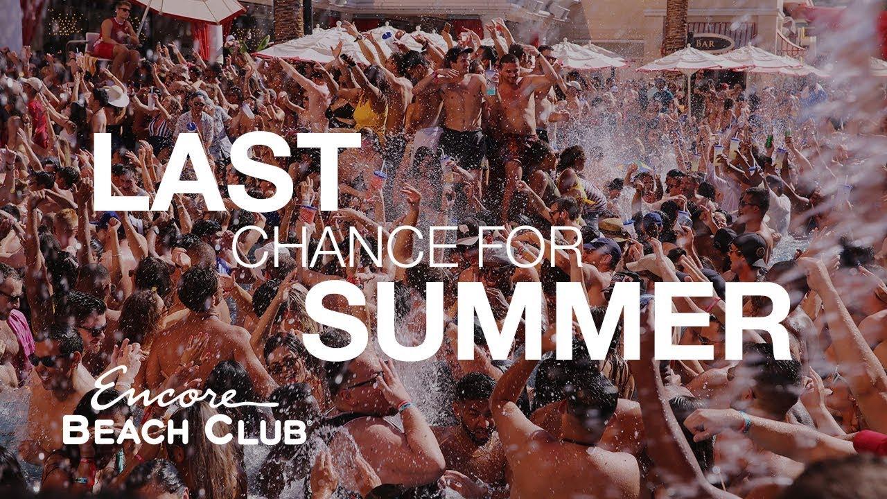 Download Last Chance For Summer at Encore Beach Club Las Vegas