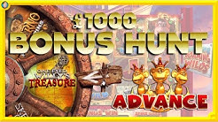 🚀Empire FREE SPINS TOP Level! £1K Online Casino Bonus Hunt !! 🎄