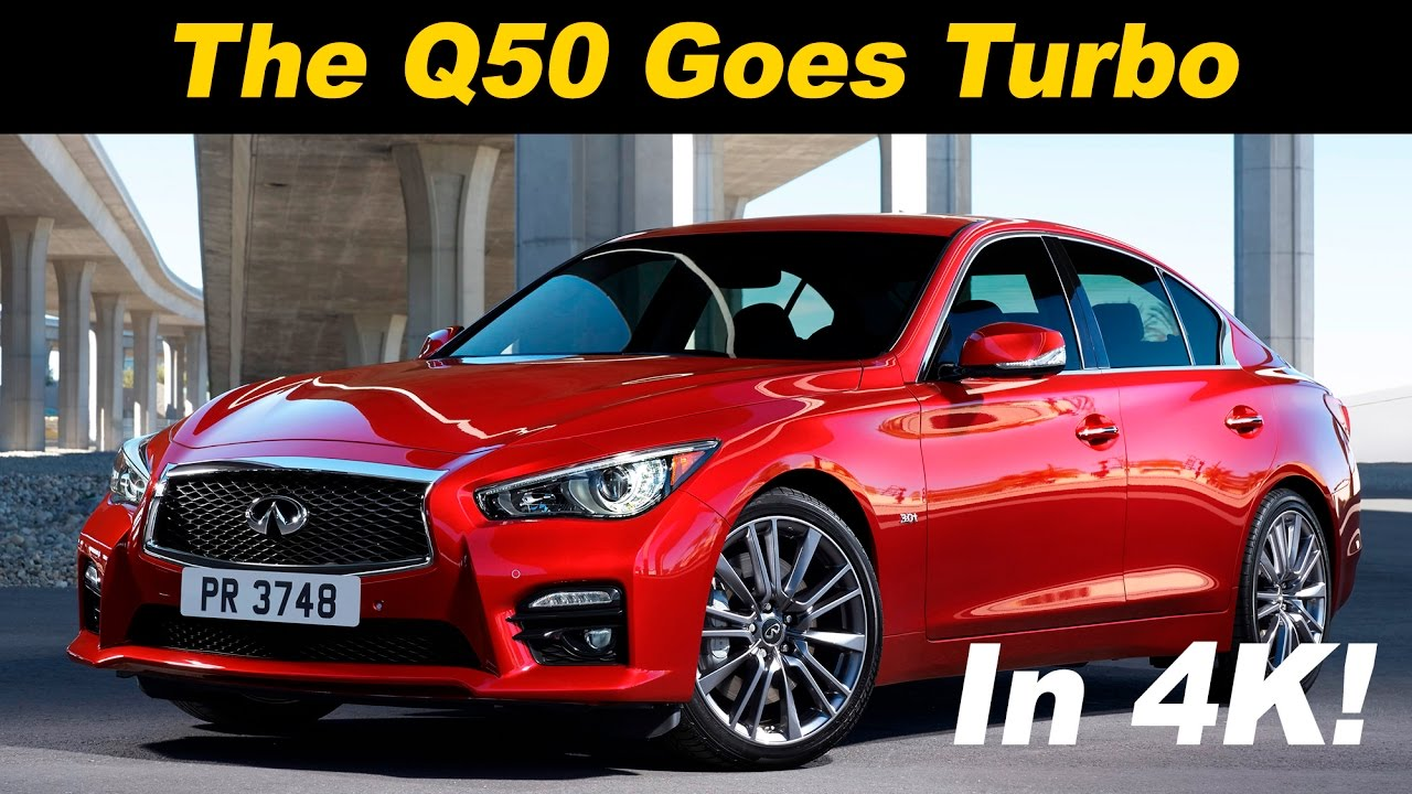 2017 Infiniti Q50 Review and Road Test  DETAILED in 4K UHD  YouTube