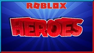 Roblox | Heroes Event