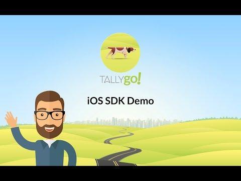 TallyGo iOS SDK Demo