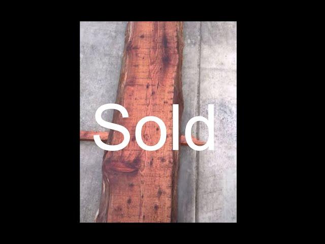 Redwood Slab #13