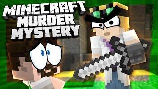 Minecraft TTT - MURDER MYSTERY!