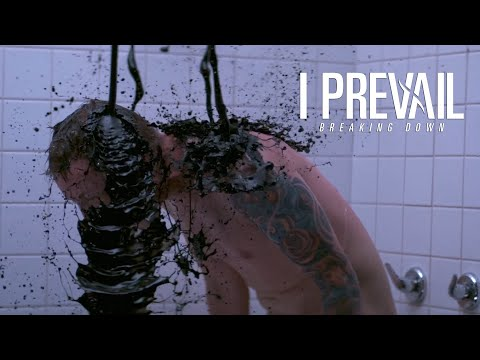 I Prevail - Breaking Down (Official Music Video)