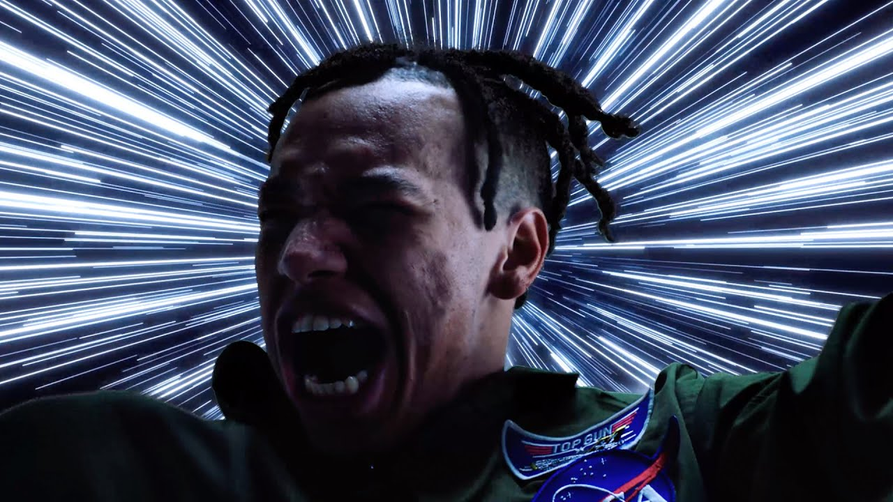 LIGHTSPEED (feat. Nxsty)-(Official Music Video)