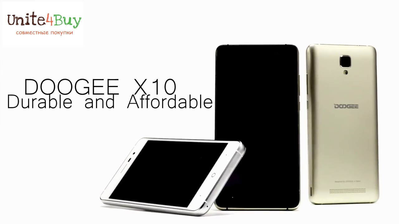Doogee X10 Review: specifications, User opinions, photos