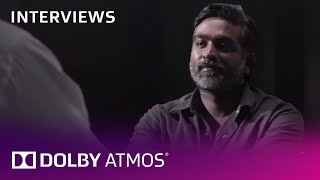 Vikram Vedha - Behind The Mix | Interview | Dolby Atmos | Dolby