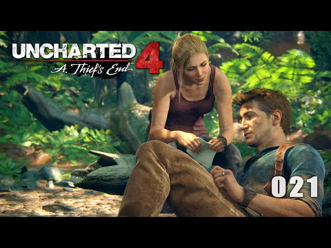 UNCHARTED 4 #021 - In guten wie in schlechten Zeiten [Deutsch] Lets Play Uncharted 4