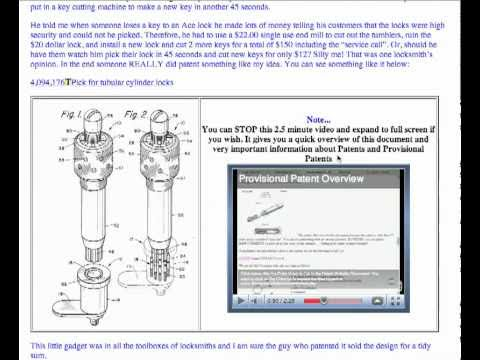 How To Patent Your Idea For Less Than 150 Using The Provisional