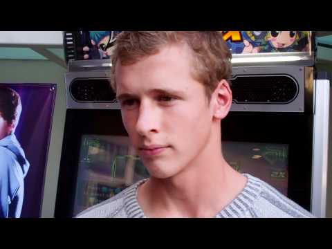 Cayden Boyd As Max In The Adventures Of Sharkboy And Lavagirl