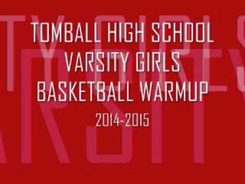 THS Girls Basketball Warm-up Songs 2014-2015