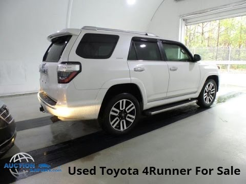 Used Toyota 4Runner For Sale, Shipping to Dominican Republic
