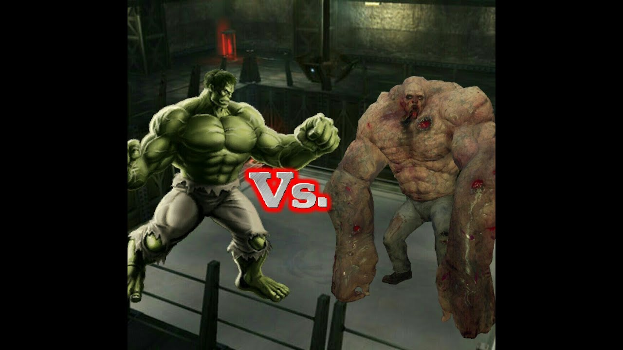 how to kill hulk zombie
