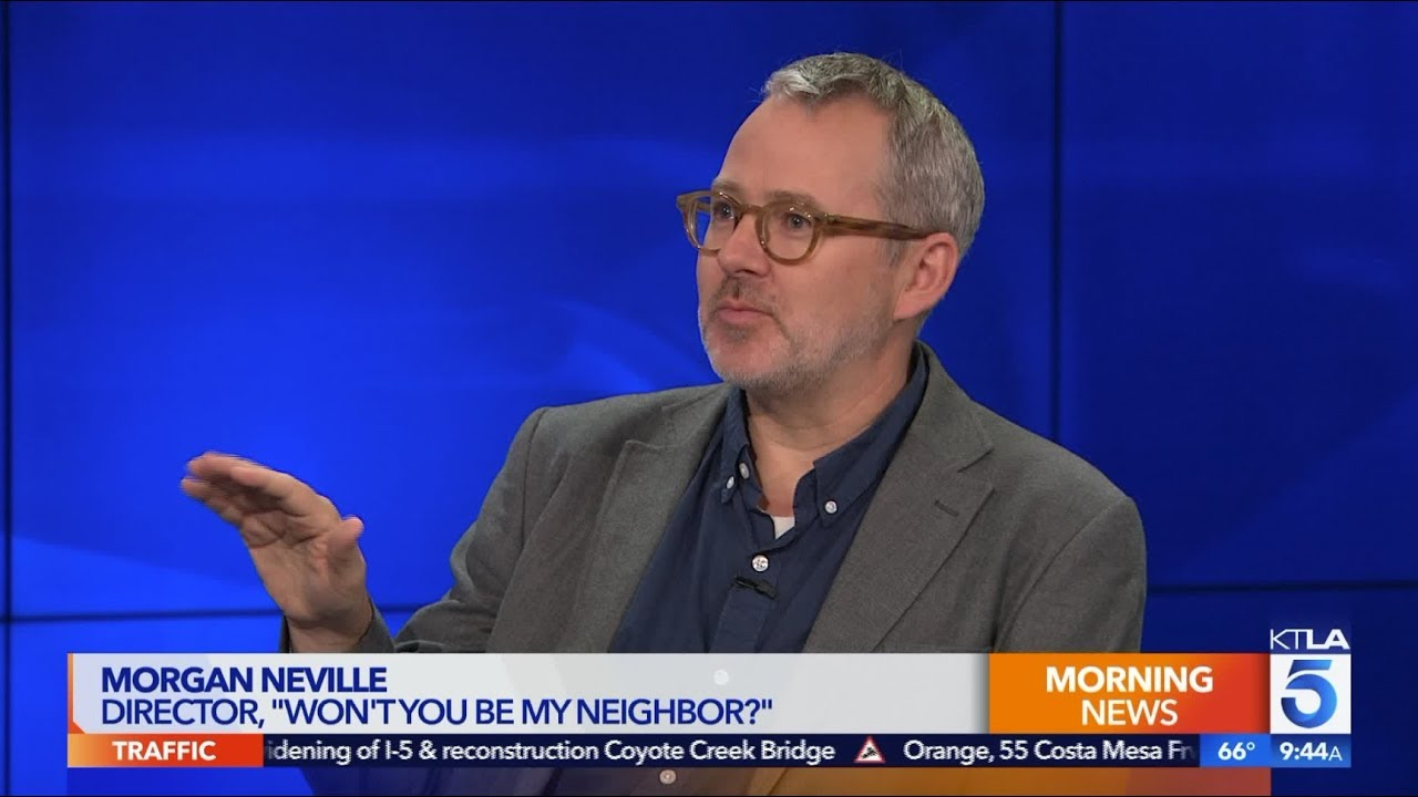 Morgan Neville On Why He Created The Mr Rogers Documentary Youtube
