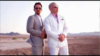 Pitbull ft  Marc Anthony - Rain Over Me HD