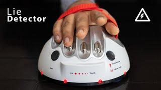 Lie Detector Machine - सभी झूठ पकड़े जायेंगे और सजा भी मिलेंगी !