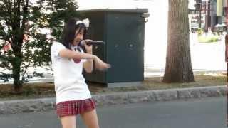 だいどんでん2012/09/01より WHY@DOLL (太田桜子、青木千春) オリジナ...