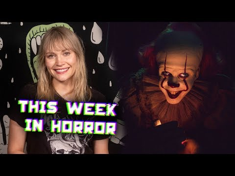 Horror Headlines for May 13, 2019 - It: Chapter 2, The Stand, The Invisible Man